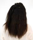 風になびくさらさらストレートヘア