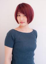 色彩を考えたカラーチェンジ|Raffine 三宮 安達 麻衣のヘアスタイル