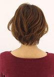 ペタンコになりやすい髪の毛もデジタルパーマでふんわりヘアに
