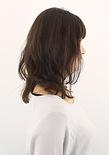 直毛軟毛でもふんわりくびれパーマヘア