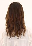 パーマがかかりにくい直毛さんもふんわりパーマで可愛く