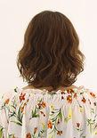 伸ばし中の髪の毛をパーマでイメチェン