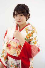 前から見ても後ろから見ても可愛いアップアレンジ|Raffine 三宮 山崎 美奈のヘアスタイル