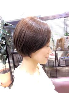 natural|BACE.のヘアスタイル