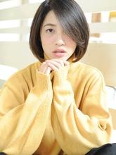 ツヤ感×透明感|hair lounge BEACH NOBのヘアスタイル
