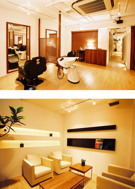 hair relax spa Beige 恵比寿/代官山