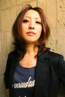 くせを生かしてカジュアルモードパーマ|hair relax spa Beige 恵比寿/代官山のヘアスタイル