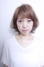 ヘルシーショートボブ|BiBi  松田 奈美のヘアスタイル