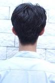 好印象!大人の黒髪ショート