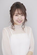 大人ポニー|BiBi  平井 敬美のヘアスタイル