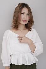 くびれミディ|BiBi  平井 敬美のヘアスタイル