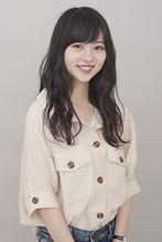 ゆるめカジュアル|BiBi  竹田 充希のヘアスタイル