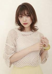 【2020SS】大人女性 レイヤースタイル