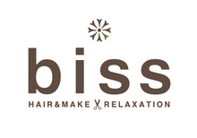 biss HAIR&MAKE RELAXATION  | ビス ヘアーアンドメイクリラクゼーション  のロゴ