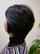  弱酸性ベル・ジュバンスの店 美容室ノリのヘアスタイル