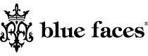 blue faces 表参道  | ブルーフェーセス オモテサンドウ のロゴ