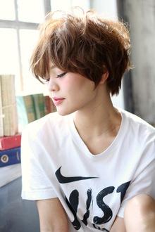 切るだけでオシャレになれるショート☆|Blume COSTAのヘアスタイル
