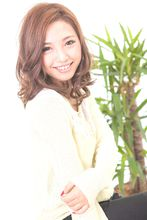 秋冬のトレンドカラー♪|Hair&Beauty B's amor 尾張旭店 のヘアスタイル