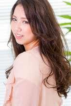 カジュアルロング☆【スイートカール】|Hair&Beauty B's amor 尾張旭店 のヘアスタイル