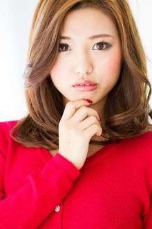 つやカール☆|Hair&Beauty B's amor 尾張旭店 のヘアスタイル