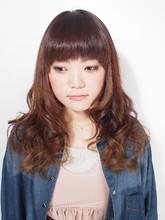 大人ガーリー★LONG|PACE hair make color 今福本店のヘアスタイル