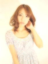 フワフワエアリーロング|PACE hair make color 今福本店のヘアスタイル