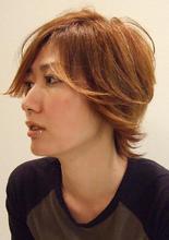 外はねのキュートなボブ |Buzz salon for hair    中野 治久のヘアスタイル