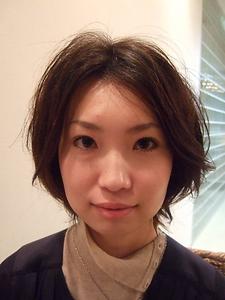 マッシュ系デジパーマ|Buzz salon for hair   のヘアスタイル