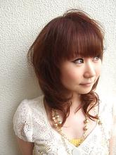 ★ひそかなハイライト&ローライトで立体感のあるモテ髪へ。。。|Buzz salon for hair   のヘアスタイル