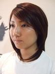 ハイポイントの重軽レイヤー|Buzz salon for hair   のヘアスタイル