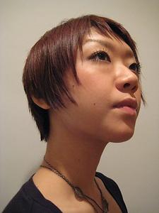 レトロなショートボブはナチュラルでショート好きの方にオススメ☆|Buzz salon for hair   のヘアスタイル