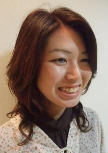 ぷるぷるカール|Buzz salon for hair   のヘアスタイル