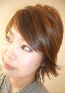アシンメトリー|Buzz salon for hair   のヘアスタイル