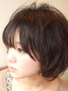 甘めのカールがアクセントのボブ|Buzz salon for hair   のヘアスタイル