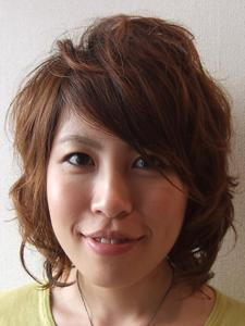 ふわふわ|Buzz salon for hair   のヘアスタイル