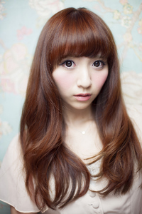 艶髪ウォームオレンジ