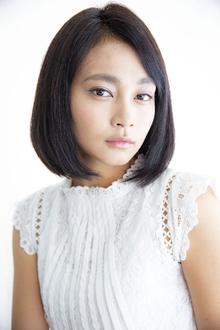 【地毛のような自然な黒髪】エレガントな美フォルムボブスタイル Beauty&Care CALON 銀座のヘアスタイル