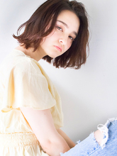 ニュアンスボブ|CARE KOBE Mayumi Nakamura(中村 真由美)のヘアスタイル