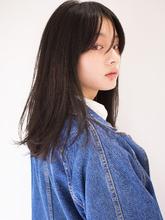 無造作×黒髪|CARE KOBEのヘアスタイル