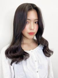 大人韓国女優ヘア