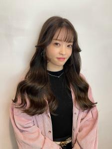 韓国レイヤースタイル|CARE KOBEのヘアスタイル