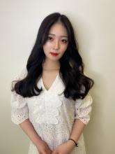 本場韓国女優スタイル CARE KOBEのヘアスタイル