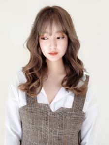韓国ハイトーンヨシンモリスタイル|CARE KOBEのヘアスタイル