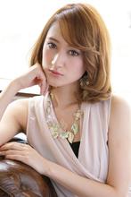 うっとりムーディモードなフェミニンカール|CARE KOBE Sumiko Ikeda(池田 須美子)のヘアスタイル