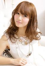 エレカジスタイルはツヤ感×ふわ束|CARE KOBE Sumiko Ikeda(池田 須美子)のヘアスタイル