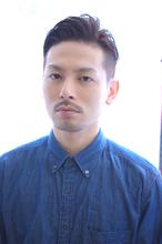 【CARE】クールショート|CARE SHINSAIBASHIのヘアスタイル