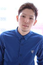 【CARE】フェザーショート|CARE SHINSAIBASHIのメンズヘアスタイル