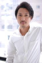 【CARE】ツーブロックトラッドカジュアル|CARE SHINSAIBASHIのメンズヘアスタイル