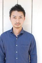 【CARE】束感ショート|CARE SHINSAIBASHIのヘアスタイル
