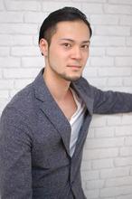 【CARE】好感度ナチュラルなツーブロック|CARE SHINSAIBASHIのメンズヘアスタイル
